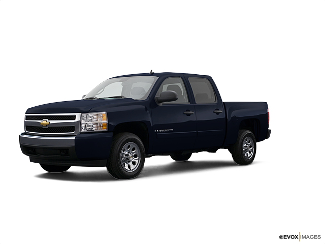 2007 Chevrolet Silverado 1500 Vehicle Photo in Vincennes, IN 47591