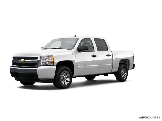 2007 Chevrolet Silverado 1500 Vehicle Photo in San Angelo, TX 76903