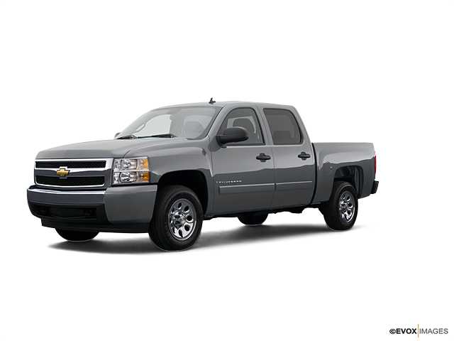 2007 Chevrolet Silverado 1500 Vehicle Photo in Twin Falls, ID 83301