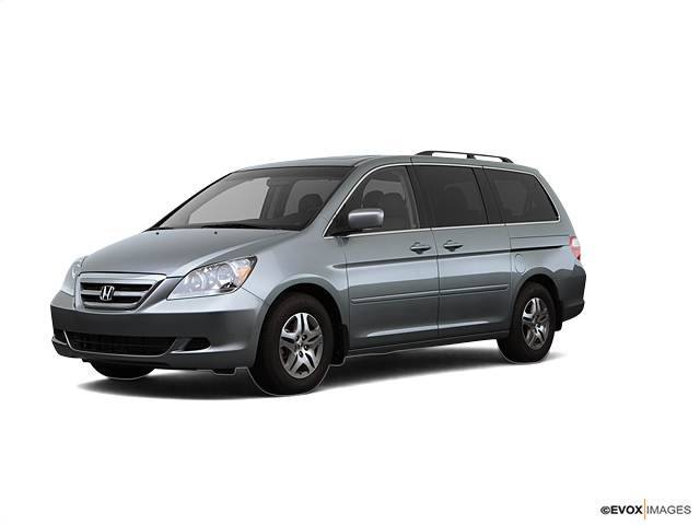 2007 Honda Odyssey Vehicle Photo in Anchorage, AK 99515