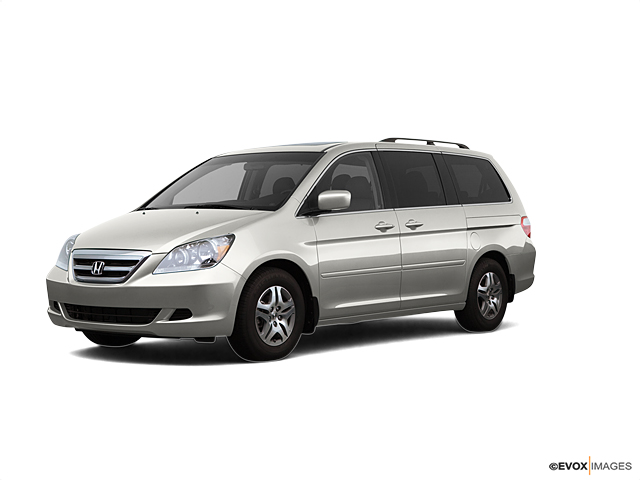 2007 Honda Odyssey Vehicle Photo in Richmond, VA 23231