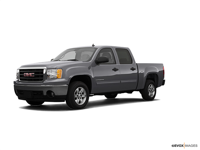2007 GMC Sierra 1500 Vehicle Photo in Akron, OH 44320