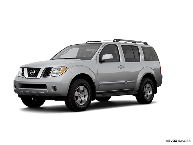 2007 Nissan Pathfinder Vehicle Photo in Trevose, PA 19053-4984