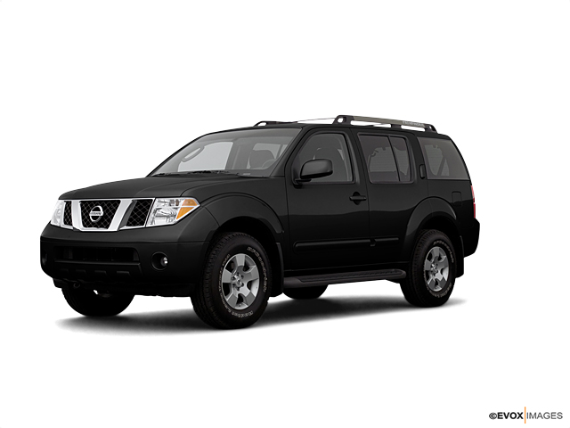 2007 Nissan Pathfinder Vehicle Photo in Beaufort, SC 29906