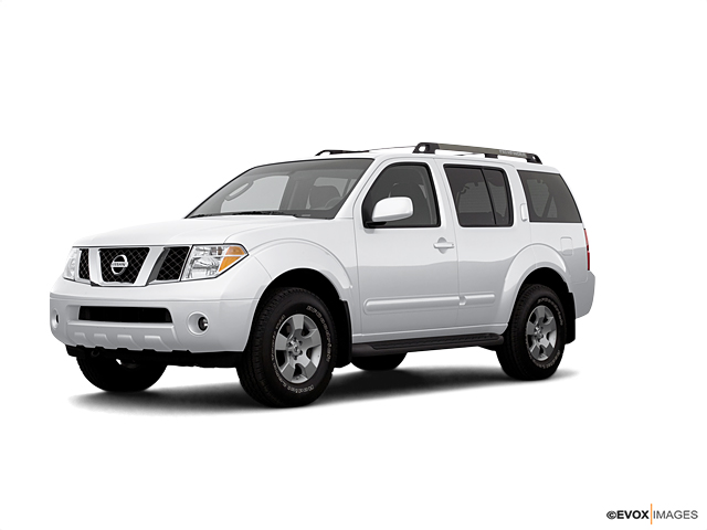 2007 Nissan Pathfinder Vehicle Photo in Casper, WY 82609