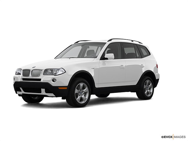 2007 BMW X3 3.0si Vehicle Photo in Denver, CO 80123