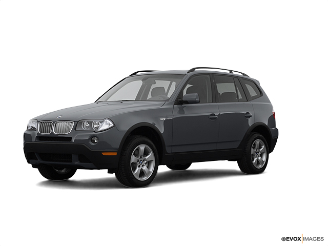 2007 BMW X3 3.0si Vehicle Photo in Bend, OR 97701