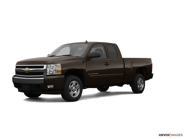 2007 Chevrolet Silverado 1500 Vehicle Photo in Casper, WY 82609