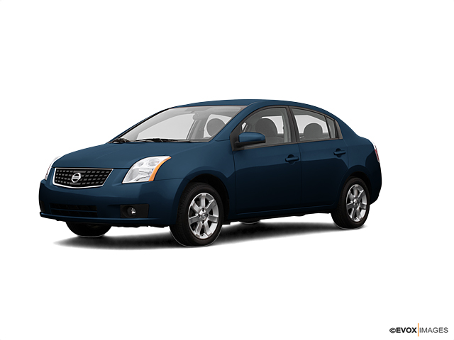 2007 Nissan Sentra Vehicle Photo in Richmond, VA 23231
