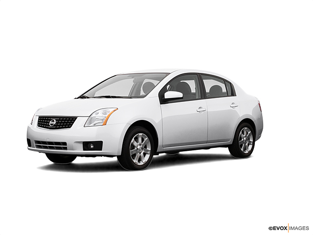 2007 Nissan Sentra Vehicle Photo in Frederick, MD 21704