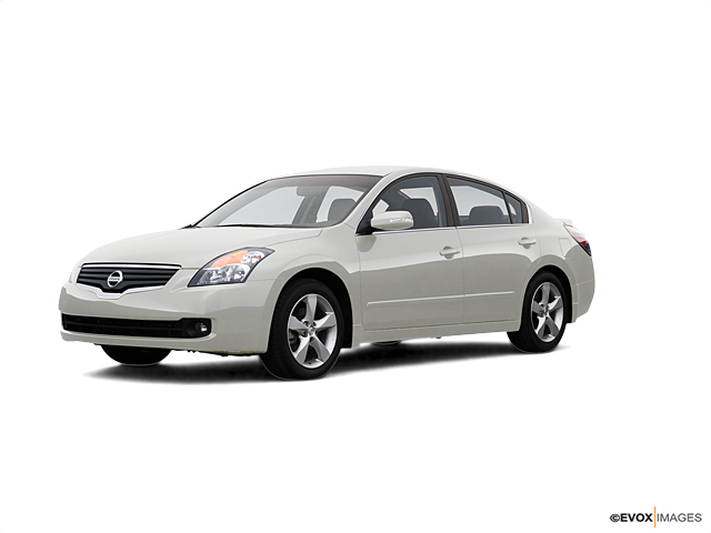 2007 Nissan Altima Vehicle Photo in Houston, TX 77074