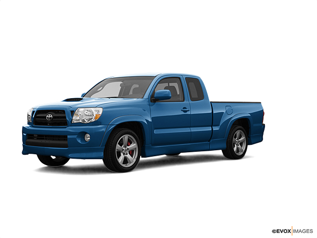 2007 Toyota Tacoma Vehicle Photo in West Harrison, IN 47060