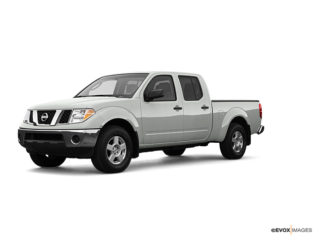 2007 Nissan Frontier Vehicle Photo in Emporia, VA 23847