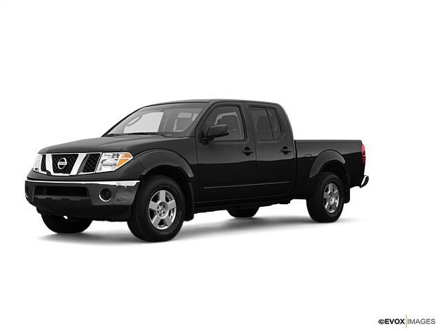 2007 Nissan Frontier Vehicle Photo in Vincennes, IN 47591