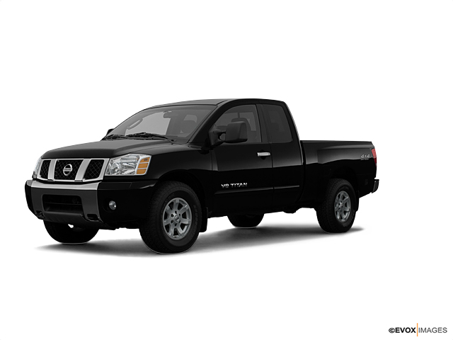2007 Nissan Titan Vehicle Photo in Melbourne, FL 32901