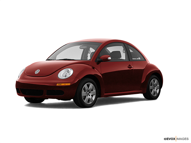 2007 Volkswagen New Beetle Coupe Vehicle Photo in Colorado Springs, CO 80920