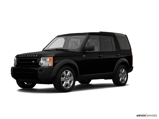 2007 Land Rover LR3 Vehicle Photo in Libertyville, IL 60048