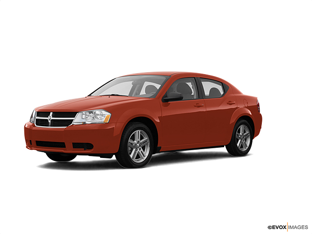 2008 Dodge Avenger Vehicle Photo in Newtown, PA 18940