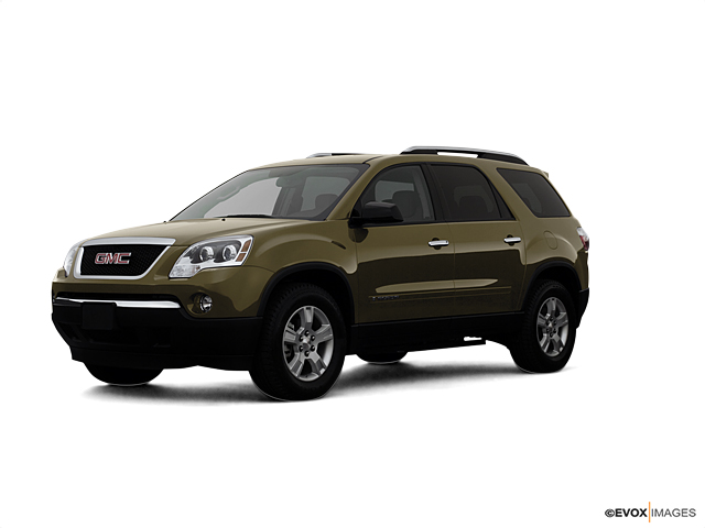 2007 GMC Acadia Vehicle Photo in Knoxville, TN 37912