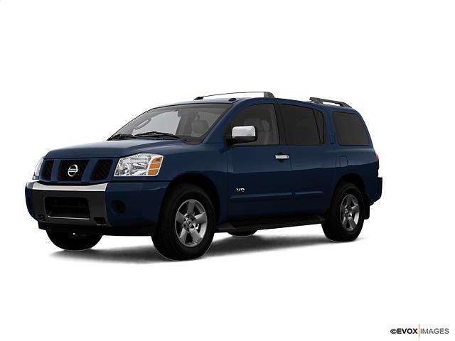 2007 Nissan Armada Vehicle Photo in Signal Hill, CA 90755