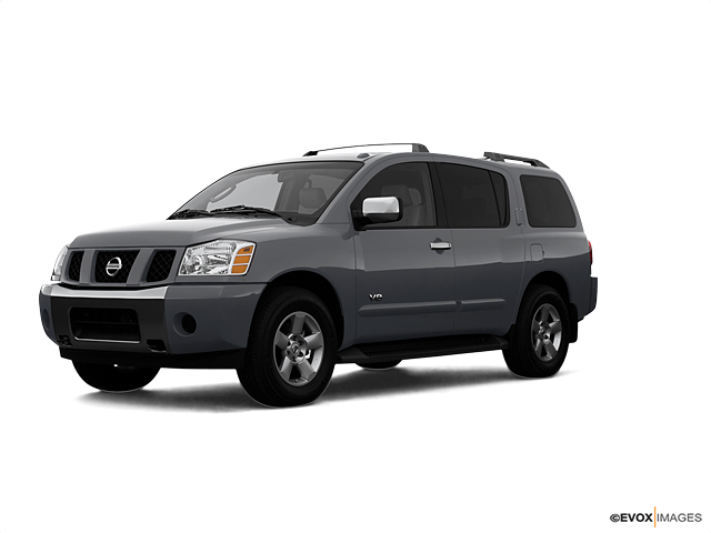 2007 Nissan Armada Vehicle Photo in Portland, OR 97225