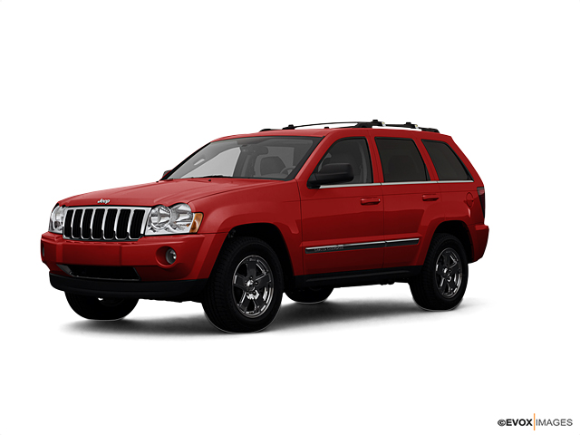 2007 Jeep Grand Cherokee Vehicle Photo in Spokane, WA 99207