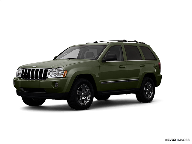 2007 Jeep Grand Cherokee Vehicle Photo in Milford, OH 45150