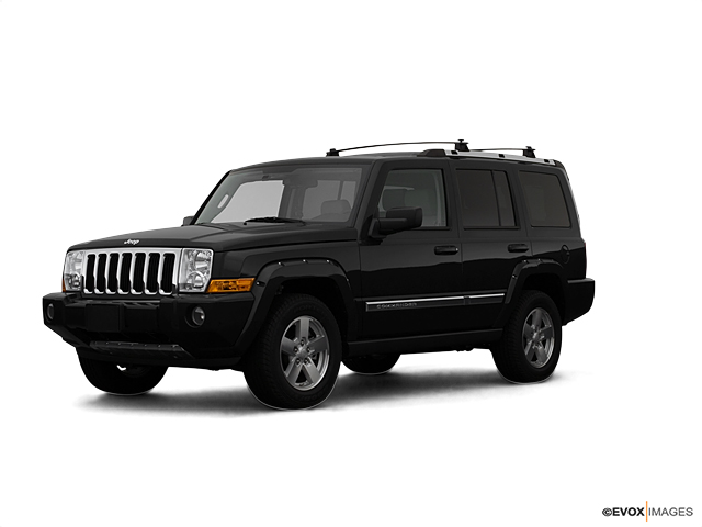 2007 Jeep Commander Vehicle Photo in Joliet, IL 60435