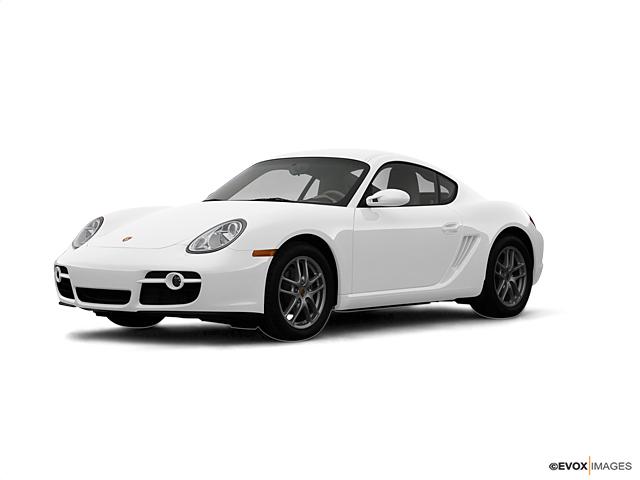 2007 Porsche Cayman Vehicle Photo in Chapel Hill, NC 27514