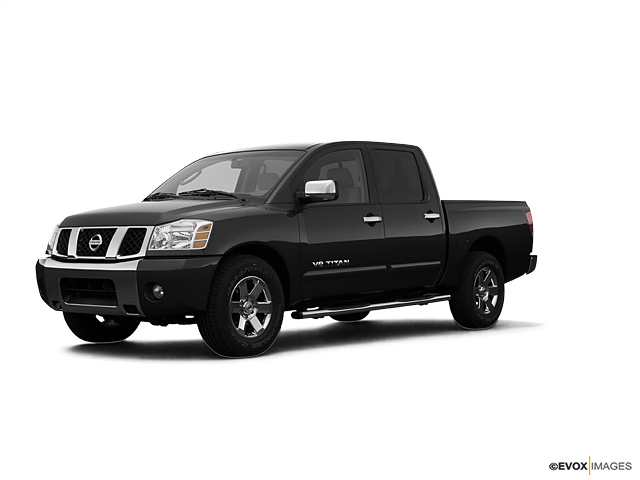 2007 Nissan Titan Vehicle Photo in San Angelo, TX 76901