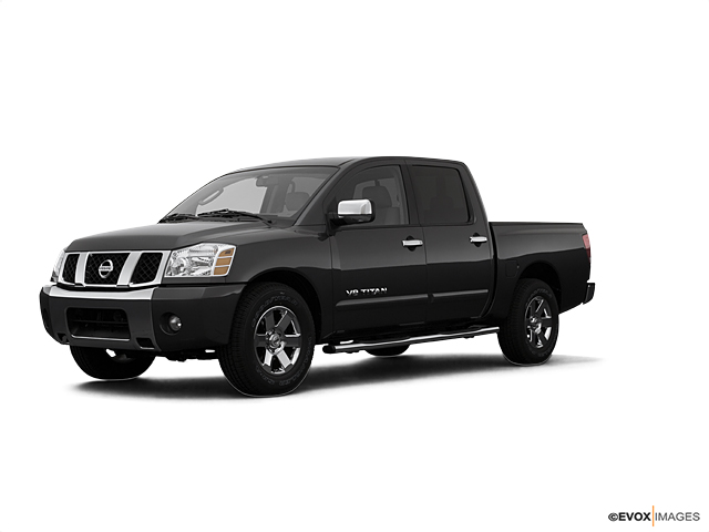 2007 Nissan Titan Vehicle Photo in Colma, CA 94014