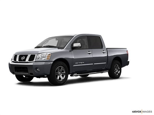 2007 Nissan Titan Vehicle Photo in Price, UT 84501