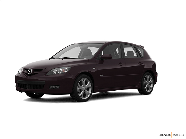 2007 Mazda Mazda3 Vehicle Photo in Trevose, PA 19053-4984