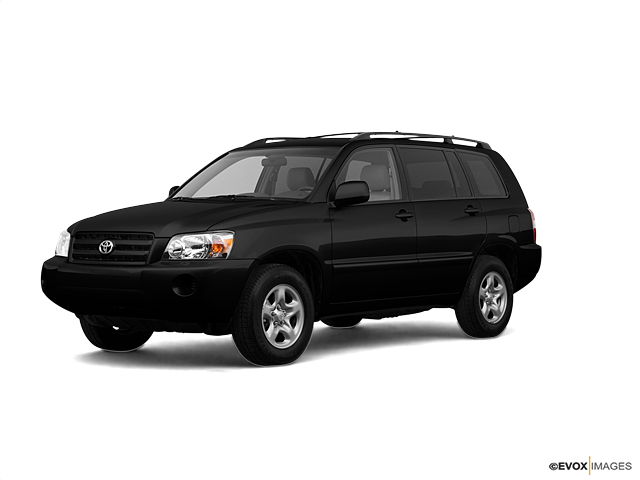 2007 Toyota Highlander Vehicle Photo in Burlington, WI 53105