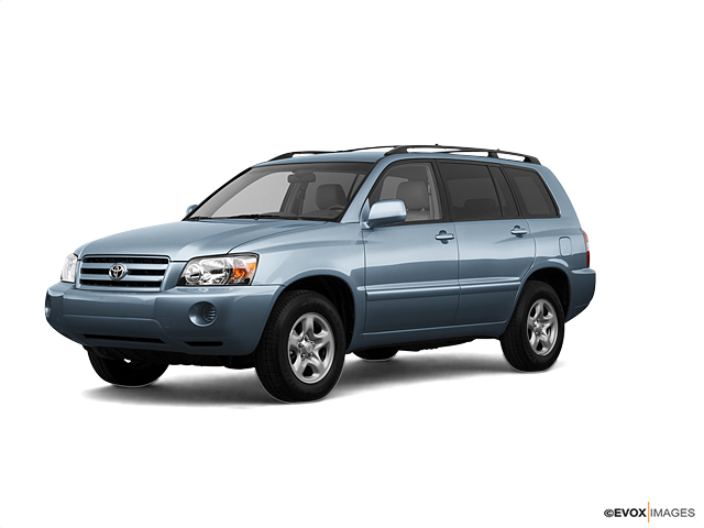 2007 Toyota Highlander Vehicle Photo in Richmond, VA 23235