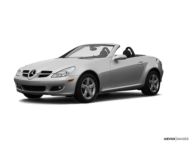 2007 Mercedes-Benz SLK-Class Vehicle Photo in Houston, TX 77074