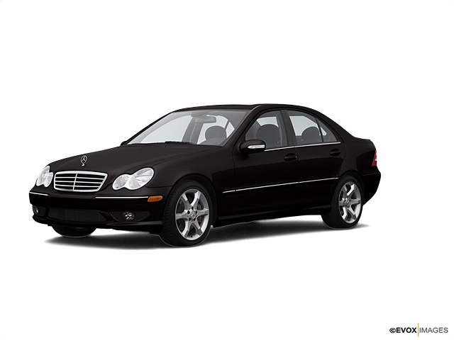 2007 Mercedes-Benz C-Class Vehicle Photo in Long Island City, NY 11101