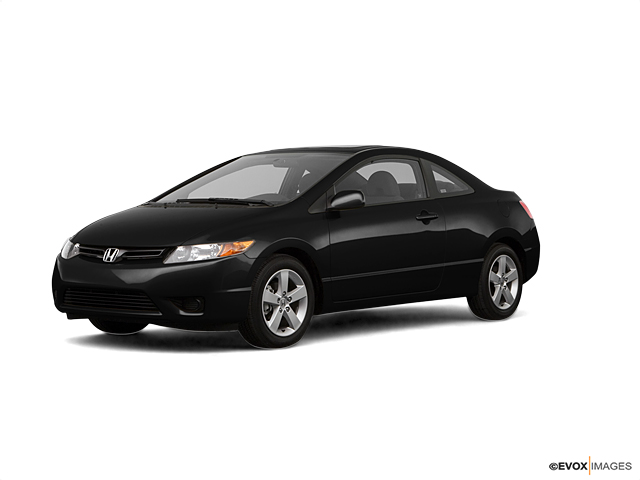 2007 Honda Civic Coupe Vehicle Photo in Manassas, VA 20109