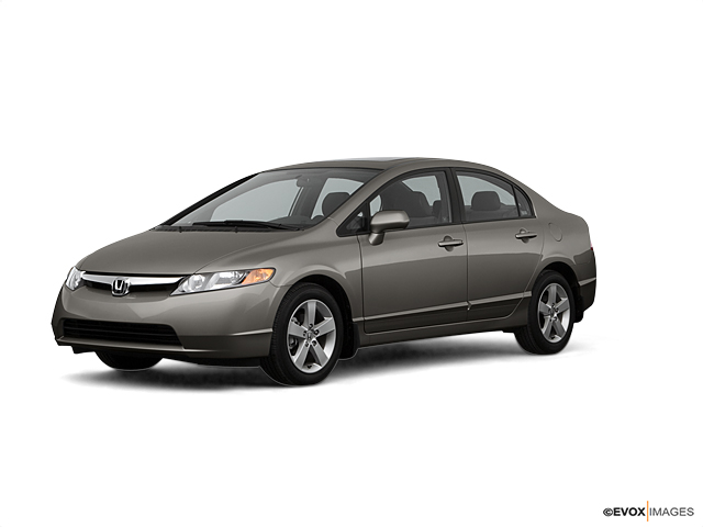 2007 Honda Civic Sedan Vehicle Photo in Owensboro, KY 42303