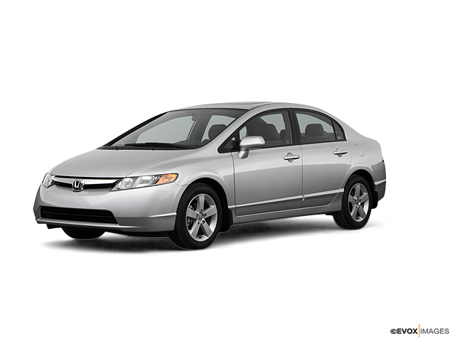 2007 Honda Civic Sedan Vehicle Photo in Manassas, VA 20109