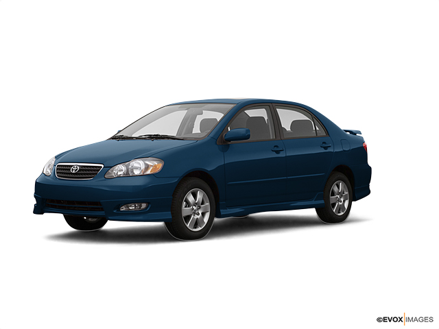 2007 Toyota Corolla Vehicle Photo in Quakertown, PA 18951
