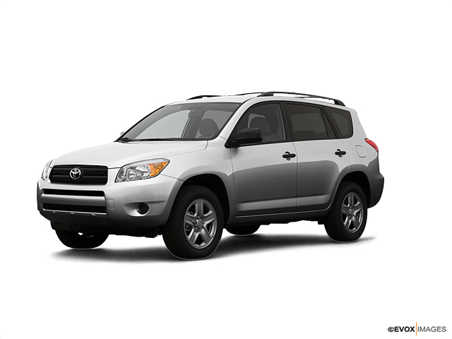 2007 Toyota RAV4 Vehicle Photo in Greenville, NC 27834