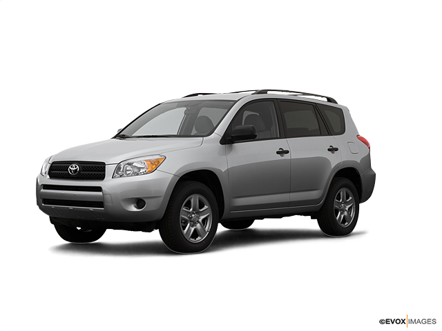 2007 Toyota RAV4 Vehicle Photo in Midlothian, VA 23112