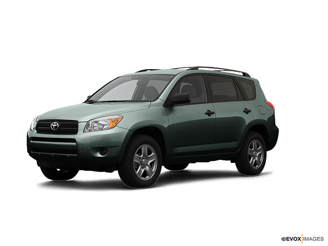2007 Toyota RAV4 Vehicle Photo in Moon Township, PA 15108
