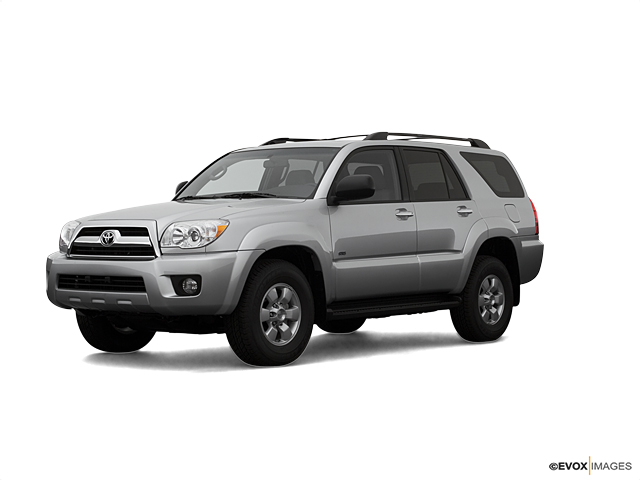 2007 Toyota 4Runner Vehicle Photo in Houston, TX 77546