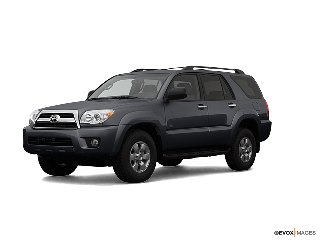 2007 Toyota 4Runner Vehicle Photo in Portland, OR 97225