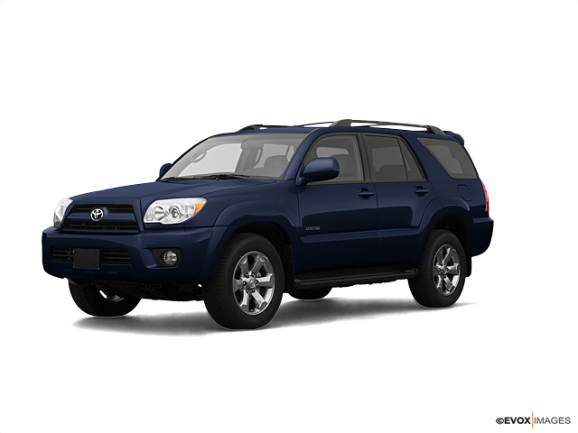 2007 Toyota 4Runner Vehicle Photo in Athens, GA 30606
