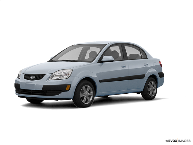 2007 Kia Rio Vehicle Photo in Colorado Springs, CO 80905