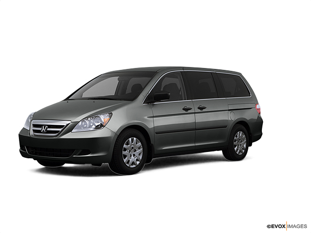 2007 Honda Odyssey Vehicle Photo in Paramus, NJ 07652