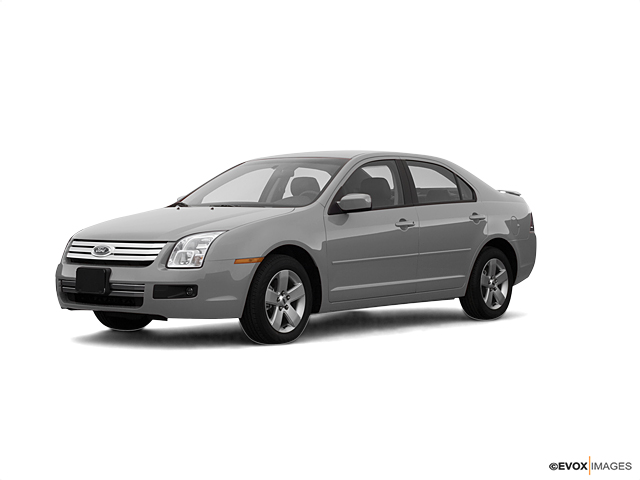 2007 Ford Fusion Vehicle Photo in Newark, DE 19711